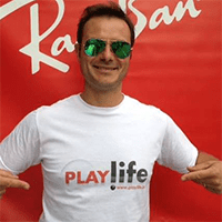 Arnaud - Playlife - SharkMedia online marketing bureau